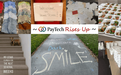 PayTech Rises Up – Coping with COVID-19
