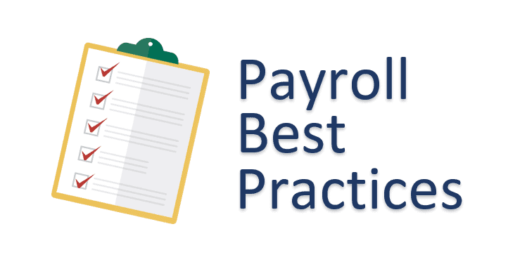 Payroll Best Practices